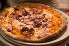 Le pizze del ristorante Ca' di Matt a Luino